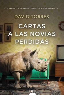 David Torres publica su novela