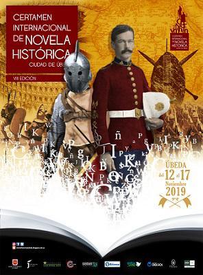 Cartel Novela Histórica de Úbeda 2019
