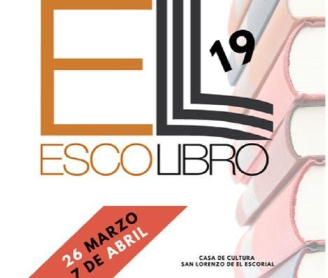 El 26 de marzo comienza la Feria Internacional del Libro de San Lorenzo de El Escorial