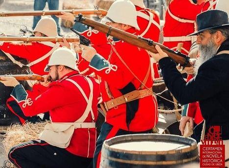El Certamen de Novela Histórica de Úbeda busca voluntarios para las recreaciones históricas de este año