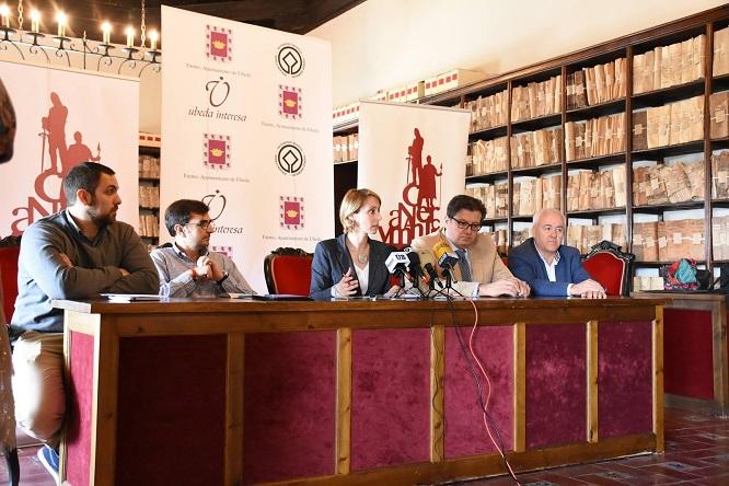 Certamen de Novela Histórica Ciudad de Úbeda 2019