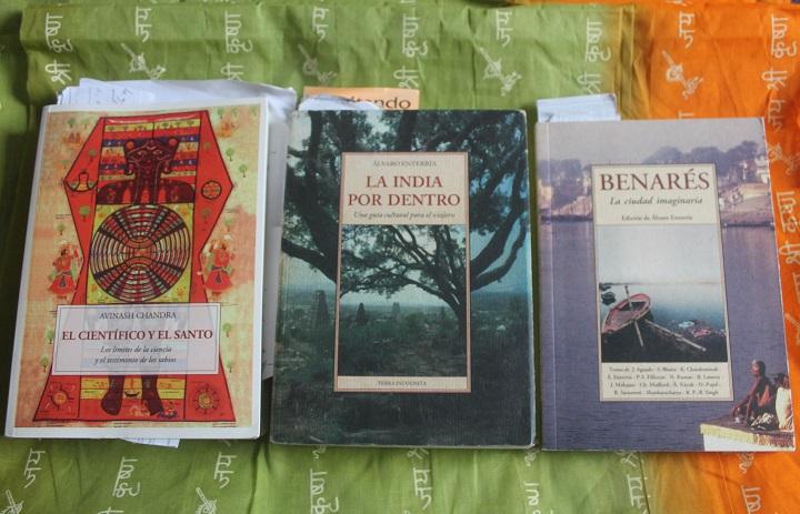 Libros sobre el científico y el santo