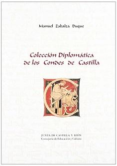 Colección Diplomática de los Condes de Castilla