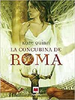 """La concubina de Roma"", de Kate Quinn"