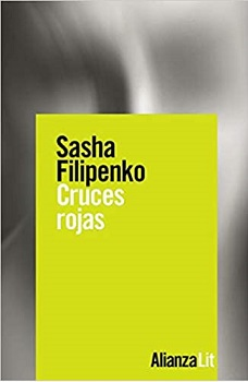 El escritor bielorruso Sasha Filipenko publica