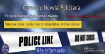 Curso Teórico-práctico de Novela Policiaca