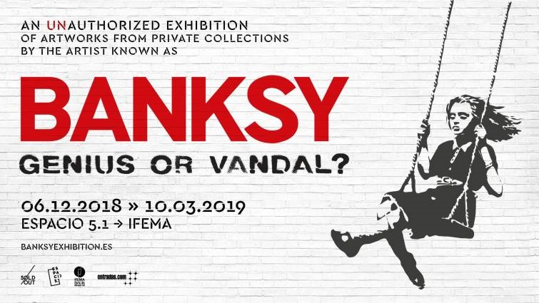 Bansky ¿genio o vándalo?