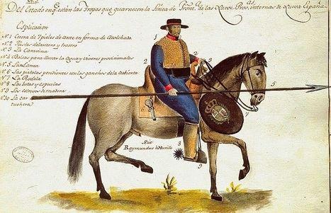 Andanzas españolas en la Norteamérica de antes de la independencia