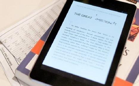 La lectura digital se ha disparado entre los españoles en el año 2020