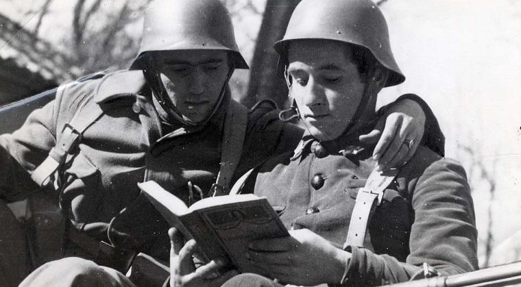 Editores en guerra