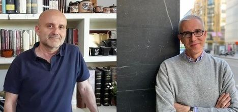 Los escritores Emilio Lara y Julio Alejandre estarán en el VIII Certamen de Novela Histórica de Úbeda