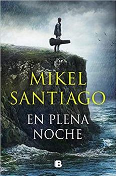 Mikel Santiago presenta