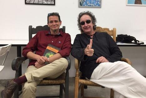 Enrique Pérez Balsa y Paco Gómez Escribano