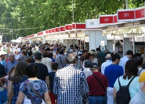 La Feria del Libro de Madrid 2021 se llevará a cabo entre el 11 y el 27 de junio