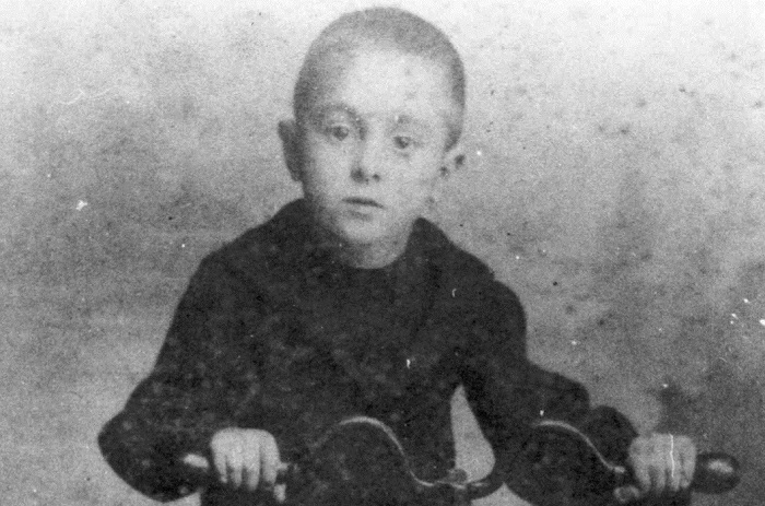 Fernando Pessoa em crianca