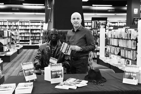 Entrevista a Kepa Murua, un escritor versátil
