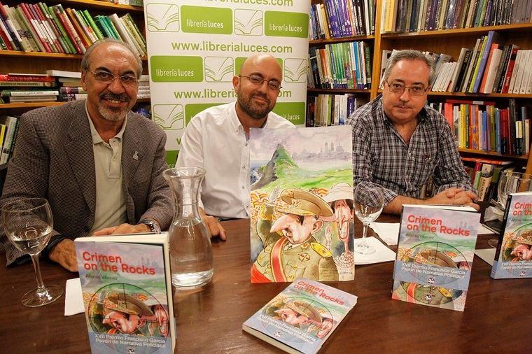 Pepe Gallego, Alfonso Vázquez y su editor