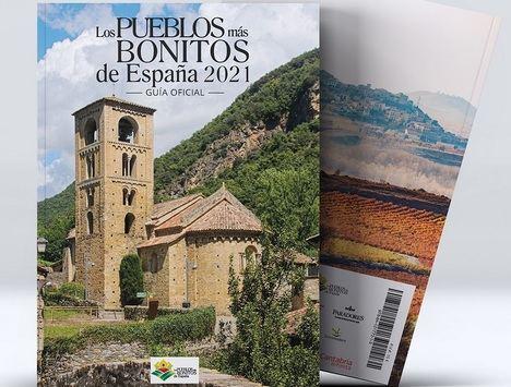 La Asociación Los Pueblos más Bonitos de España presenta su nueva Guía con las 104 localidades más bellas del país