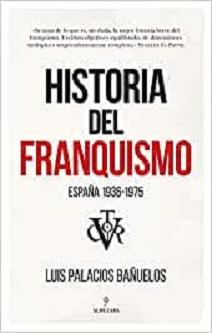 """Stanley G. Payne: """"Historia del franquismo, de Luis Palacios, es una historia total, no escrito para franquistas o antifranquistas, sino para los lectores de mentalidad abierta"""""""