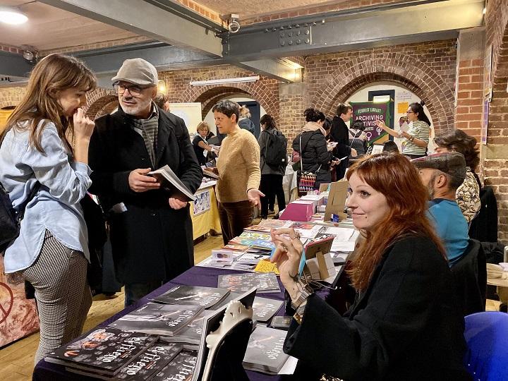 Feria literaria The London Spanish Book & Zine Fair