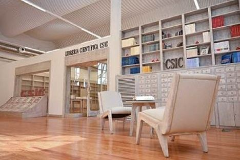 La Librería Científica del CSIC reabre sus puertas en el campus central de Madrid