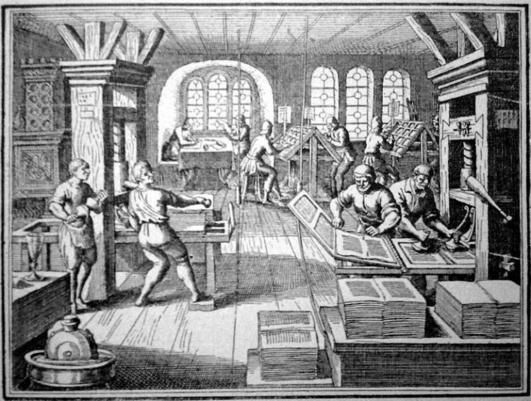 Impresores del Siglo de Oro