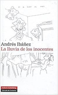 """Andrés Ibáñez publica """"La lluvia de los inocentes"""""""