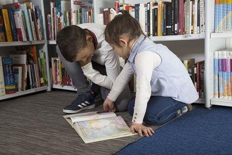 Libros, imprescindibles para los más pequeños de casa en la Carta a los Reyes Magos