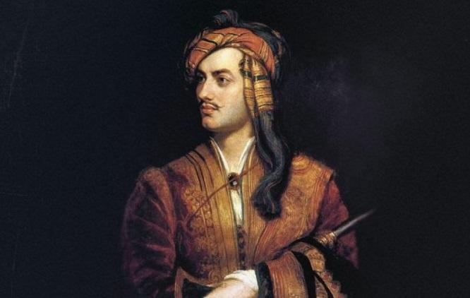 Lord Byron bandolero