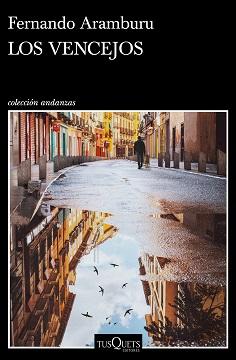 En agosto llegará la nueva novela de Fernando Aramburu