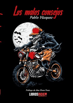 Pablo Vázquez publica su libro de relatos