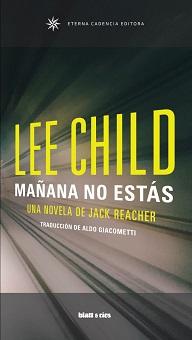 Se publica en España la segunda aventura de Jack Reacher en España: