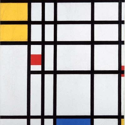 Piet Mondrian y De Stijl