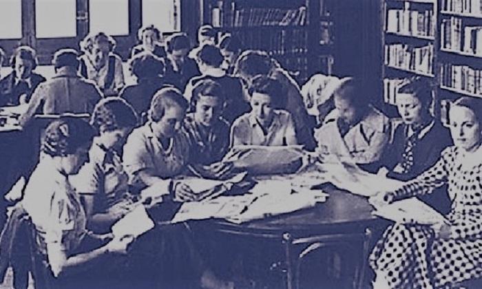 Mujeres lectoras