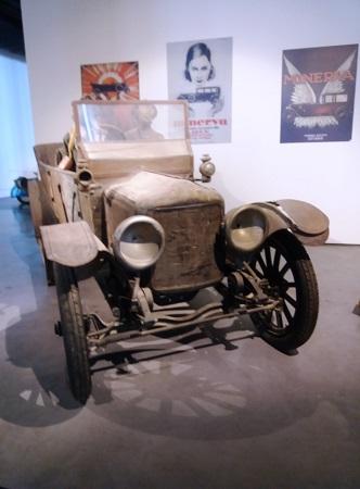 Museo del Automovilístico y de la Moda de Málaga