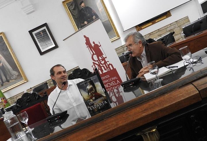 Sebastián Roa y Javier Velasco Oliaga
