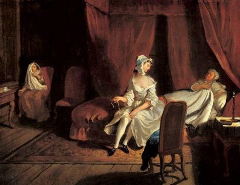 Una marquesa ilustrada en París: Madame Du Deffand, escritora mordaz y lúcida en el siglo XVIII (o el 'aburrimiento' hecho literatura)