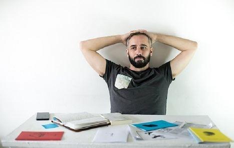 Paco Gámez combina la escritura y la docencia con el teatro