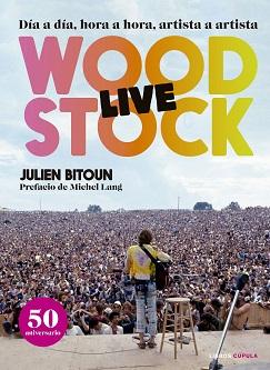 Celebra el 50º anivesario del más legendario concierto de rock leyendo