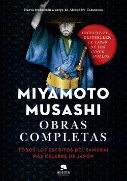 'Obras completas', el libro que recoge todos los escritos de Miyamoto Mushashi, el samurái más célebre de Japón