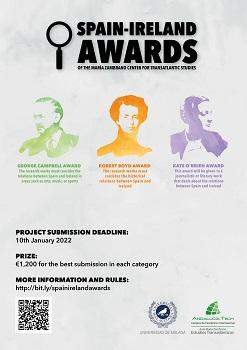 Spain-Ireland Awards