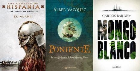 Novelas finalistas del Premio Los Cerros de Úbeda