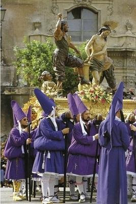 La Procesión del Viernes Santo