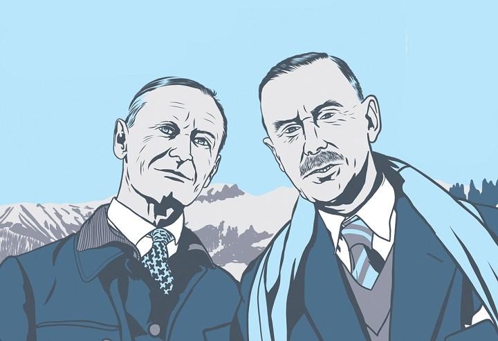 'Correspondencia', de Hermann Hesse y Thomas Mann