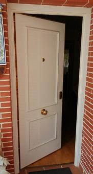 La puerta de mi casa