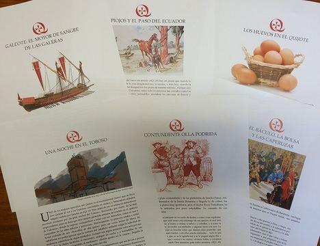 Cuarenta Quisicosas quijotescas de la Sociedad Cervantina de Alcázar