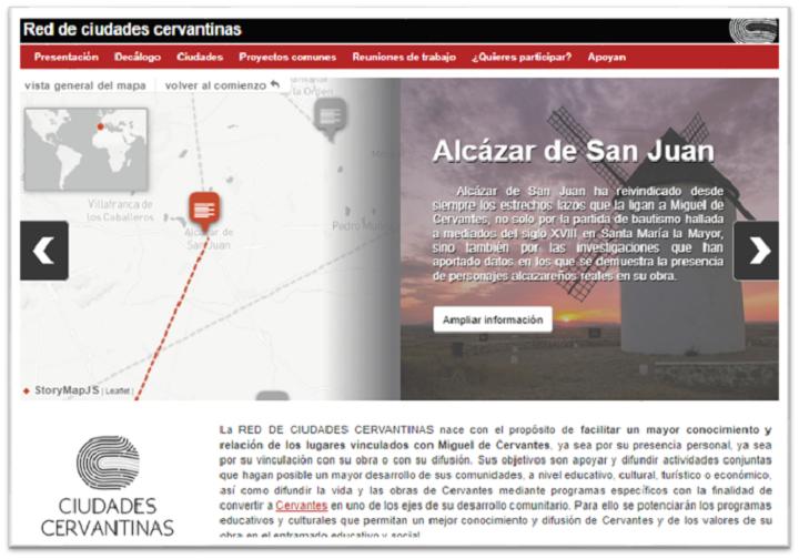 Alcázar de San Juan en el mundo cervantino