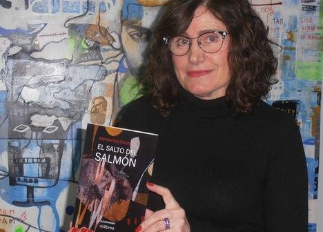 Entrevista a Rosa Montolío con motivo de la publicación de su último poemario