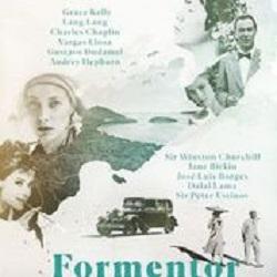 Cartel del documental Formentor el mar de las palabras
