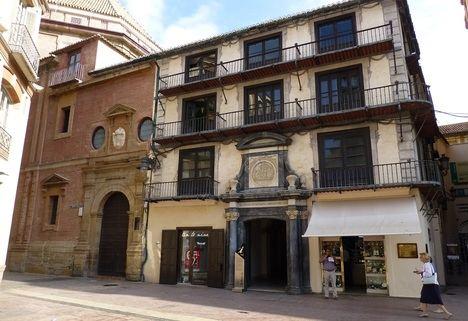 La Sociedad Económica de Amigos del País crea e impulsa el proyecto de Casa de América en Málaga